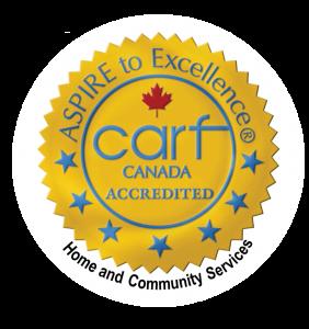 Canada Accredited CARF